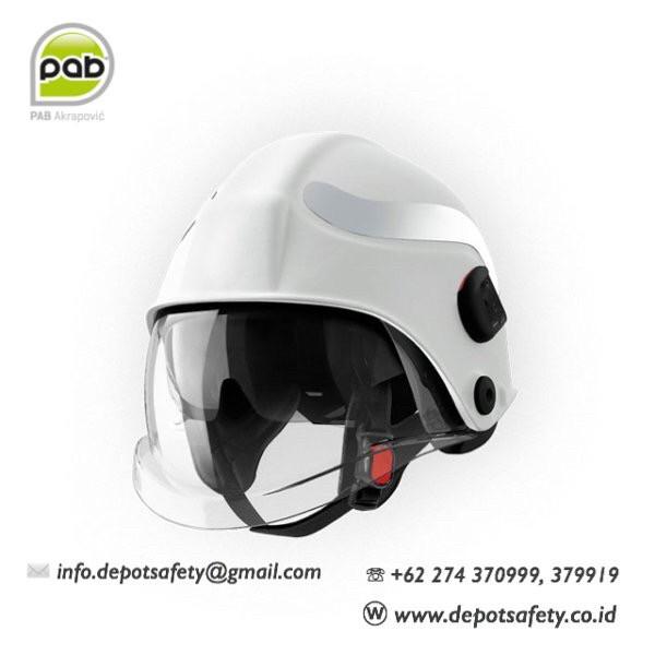 Fireman Helmet Mail Box Topper