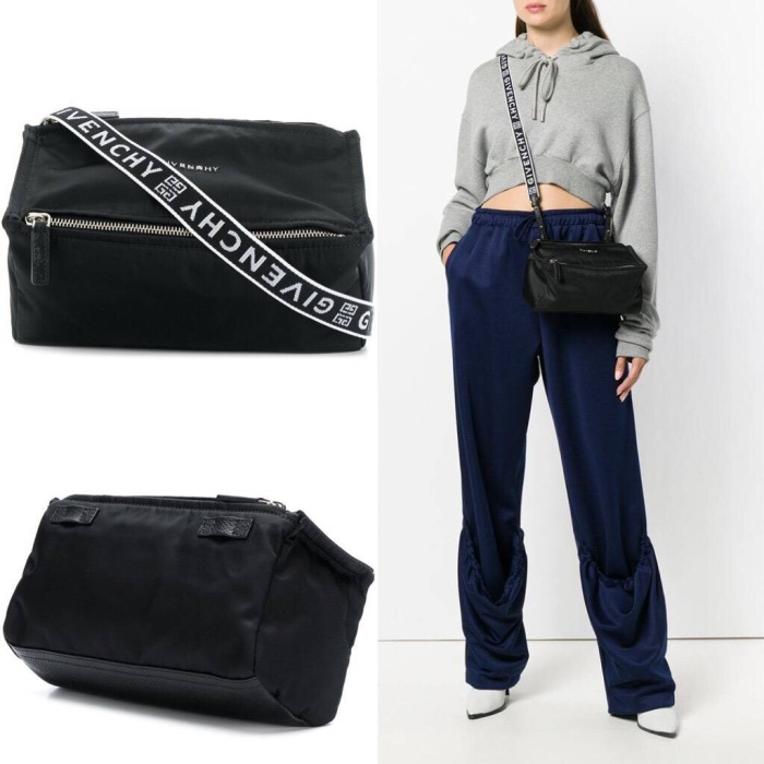 2d5ef1ac17 Jual Givenchy Mini Pandora Black Nylon - Jakarta Pusat - TL Luxury ...