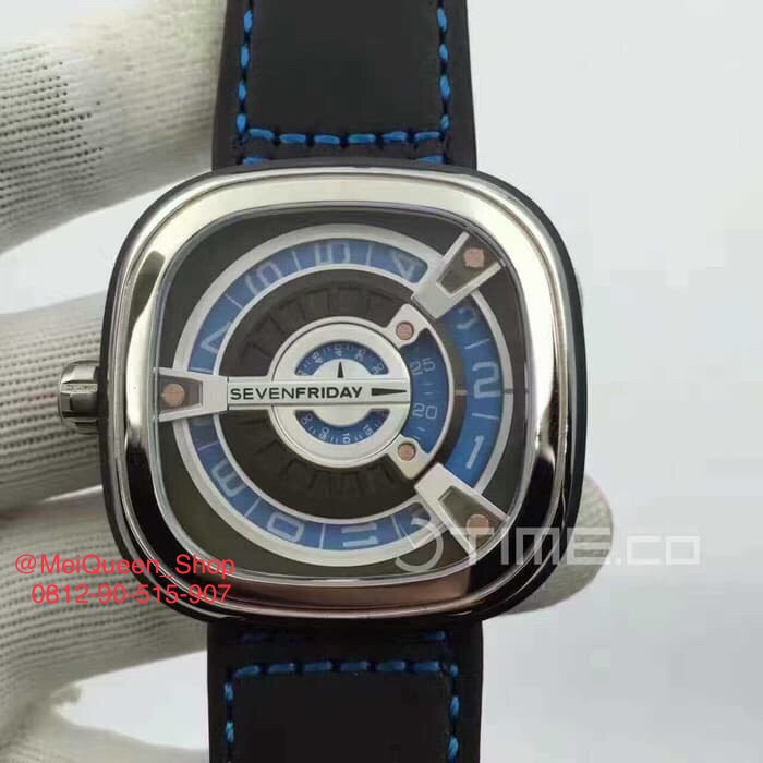 Jual Jam Tangan Pria SEVEN FRIDAY M1-05 Original BM - MeiQueen Shop ... 22672f1fd8