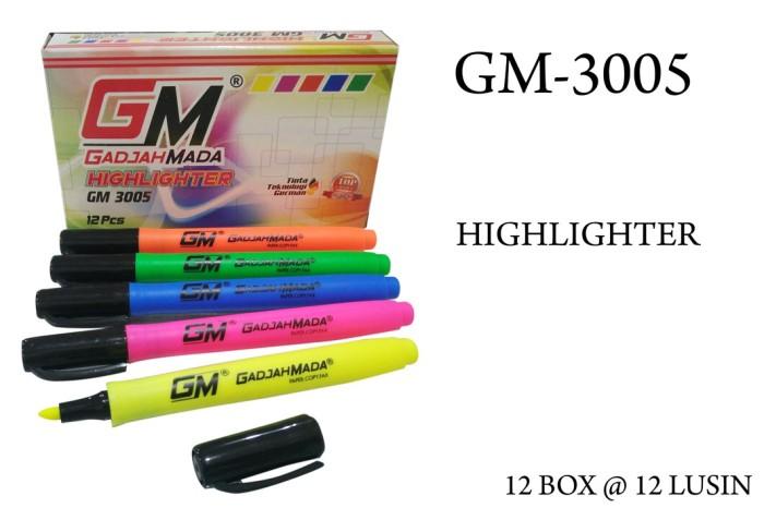 Foto Produk Stabilo GM 3005 kwalitas tinta German dari hsienmei