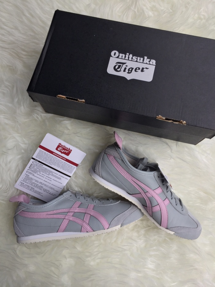 pretty nice b8b3a 95770 Jual Authentic Onitsuka Tiger Mexico 66 Mid Grey/Rose Water - Kota Bogor -  Cilpocil Fossil | Tokopedia