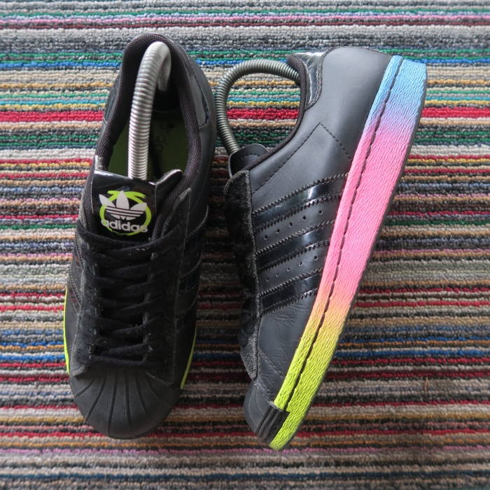adidas superstar 80s rainbow
