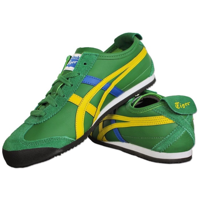 huge selection of 474c1 896c4 Jual Asics Onitsuka Tiger Mexico 66 Green Yellow Blue - Jakarta Barat -  Sepa7u ID | Tokopedia