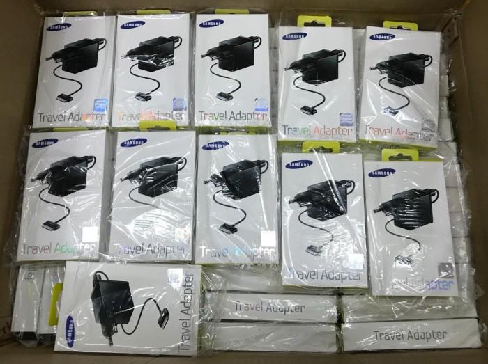 Foto Produk Charger samsung Tab 1 /2 /8 /7.7 /8,9 /10.1 /10.5 original100% dari Ascom cempaka