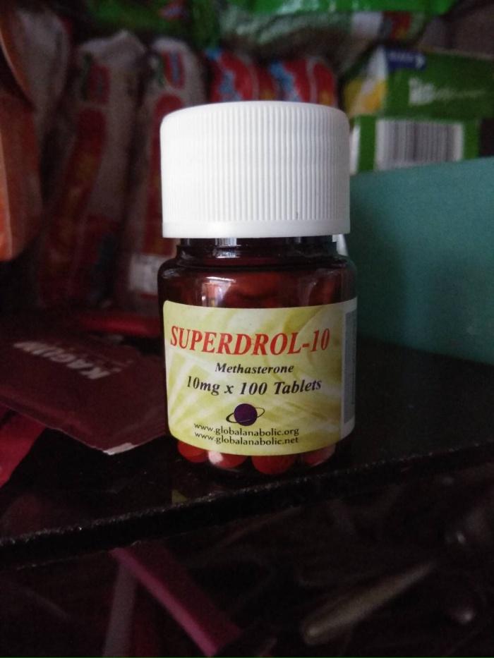 Superdrol 10mg
