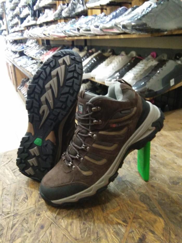 Jual Sepatu KARRIMOR MOUNT Mid Hiking Original (Made in Indonesia ... 64c15abe68