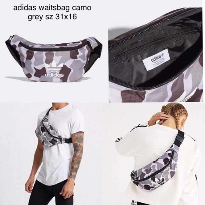 7b241cf9d285 Jual Adidas bumbag waistbag bag tas authentic ori original waist men ...