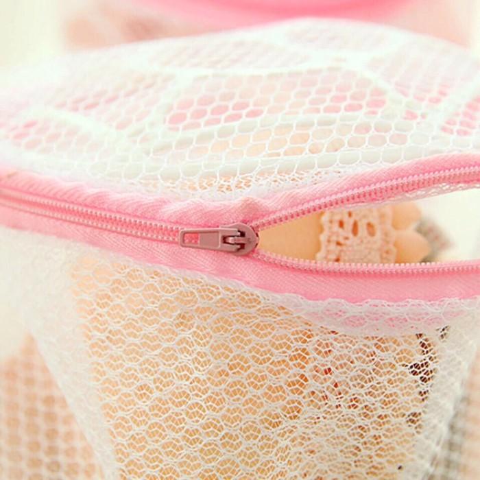 Laundry Bra Bag / Kantong Cuci Bra atau Celana dalam