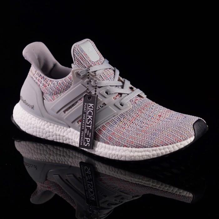 """Jual Adidas - UB 4.0 """"Multicolor Grey"""