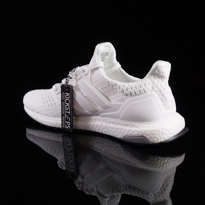 "pretty nice ec2a7 0ff4a Jual Adidas - UB 4.0 ""Triple White"" (100% Realpict by Kicksteps) - Jakarta  Selatan - Kicksteps   Tokopedia"