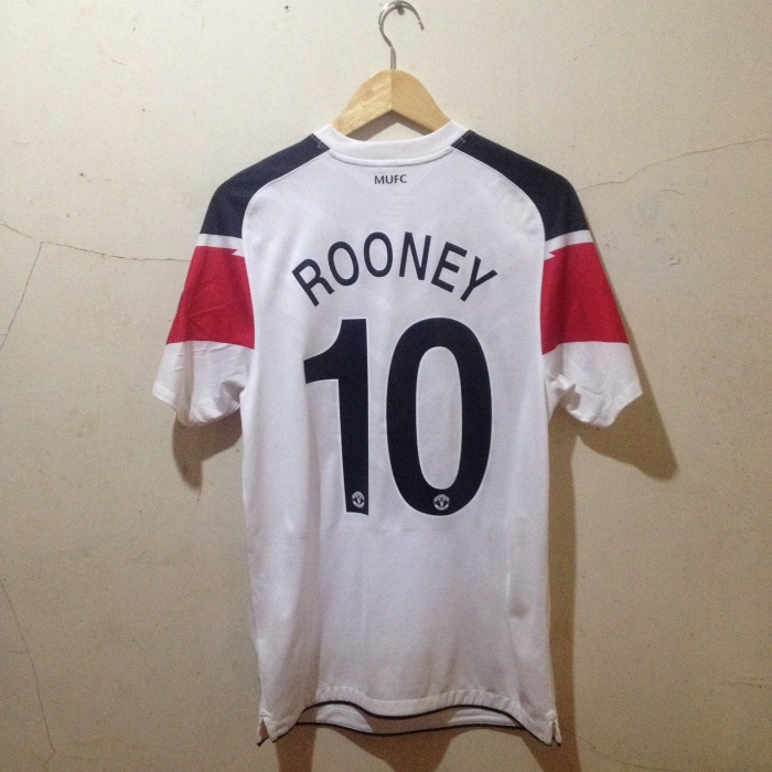 d9c3f600c Jual JERSEY MANCHESTER UNITED AWAY 2010 2011 UCL VER FINAL LONDON ...