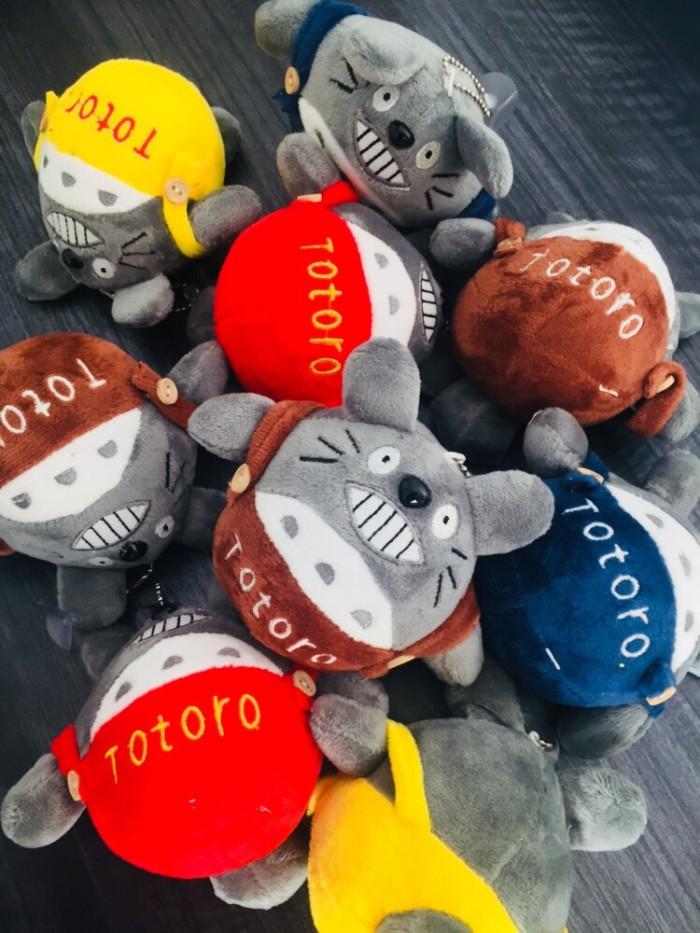 Foto Produk Boneka totoro gantungan kunci totoro keychain dari Boluner-Shop