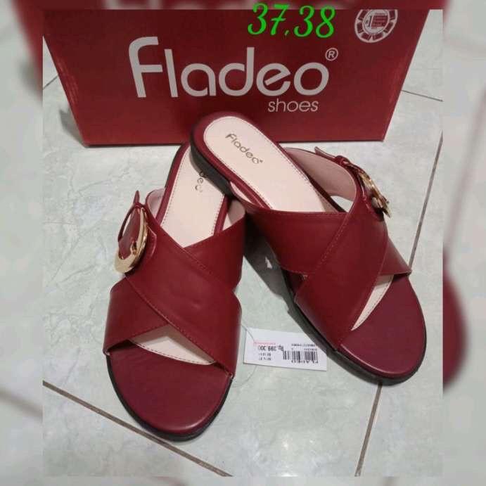Jual sandal fladeo wanita cek harga di PriceArea.com 26544b4bff