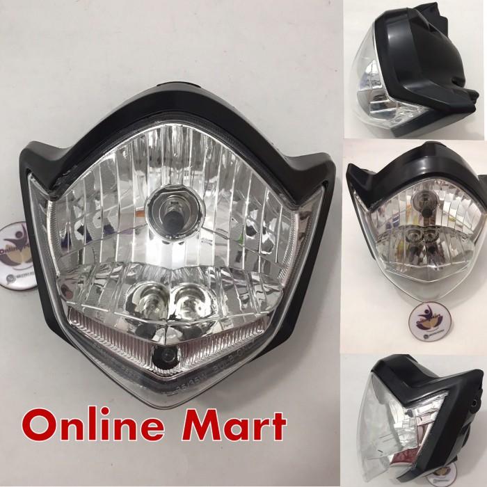 harga Lampu rekflektor depan vixion old head lamp vixion lama standar Tokopedia.com