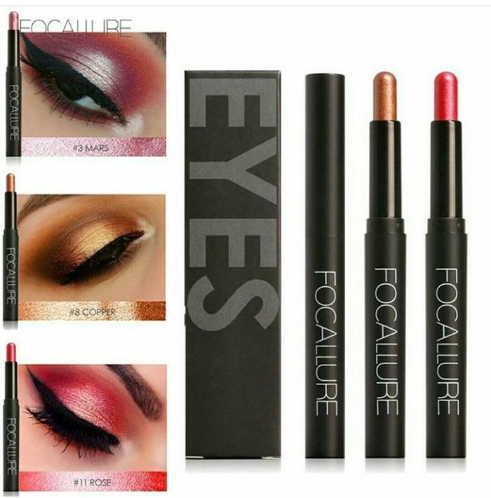 (bekasi) focallure 100% original focallure eyeshadow stick