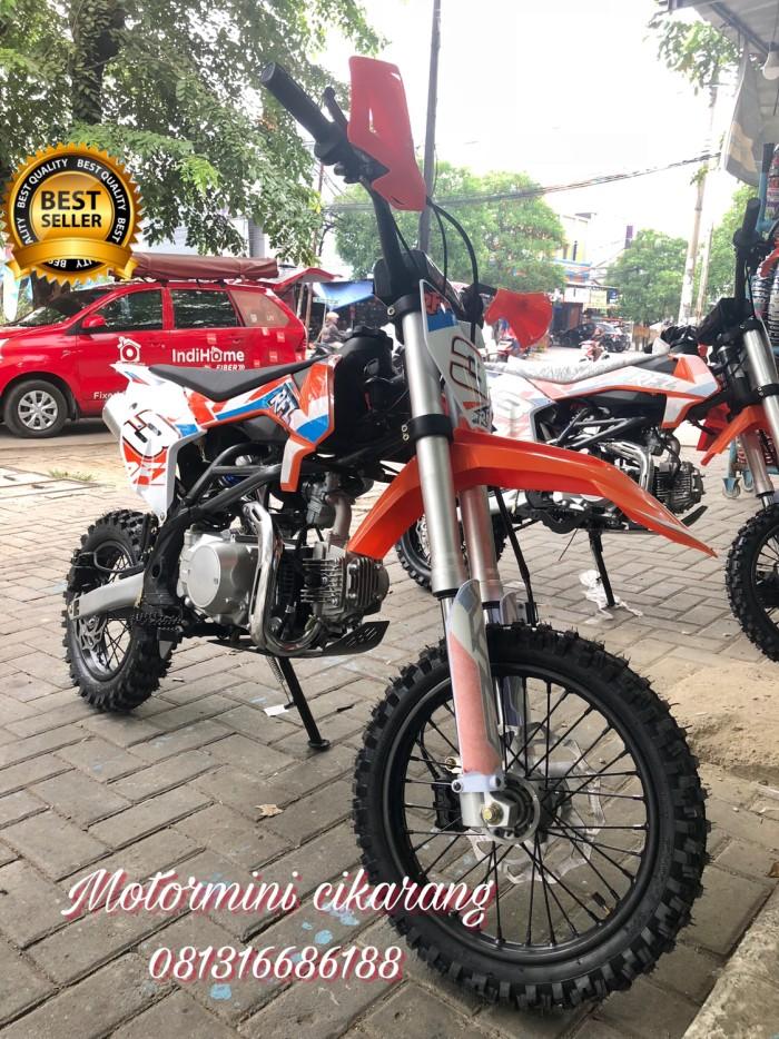 harga Motor mini trail rfz 110cc mesin honda Tokopedia.com