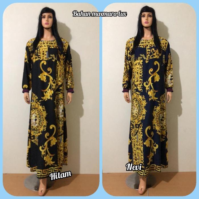 Jual Gamis Max Versace Gamis Muslim Ukuran Fit To Xl Konveksi