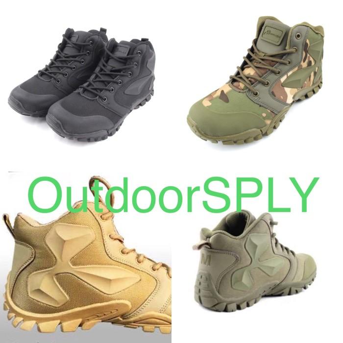 harga Sepatu tactical maercanson 740 gram 5in tactical field boots shoe Tokopedia.com