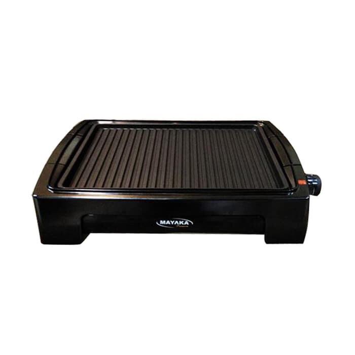 Panggangan Listrik Electric Grill Pemanggang Mayaka Premium BG 4740 OG