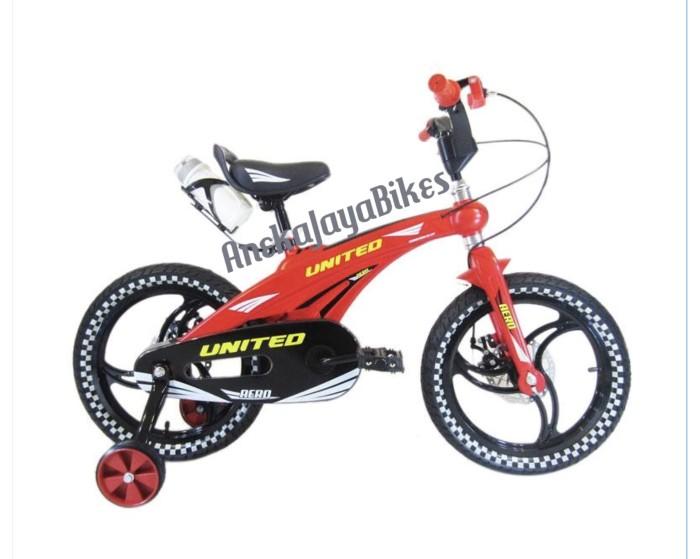 harga Sepeda anak bmx 16 united aero magnesium velg racing Tokopedia.com
