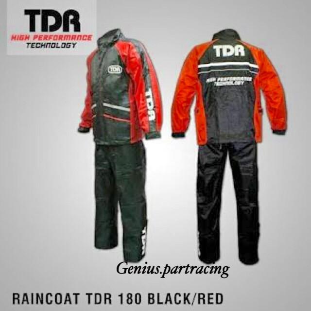 harga Jas hujan tdr racing / raincoat Tokopedia.com
