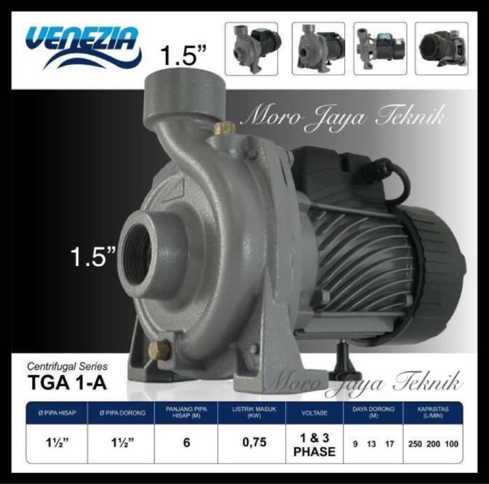 Jual Pompa Centrifugal 1HP 3Phase Venezia TGA-1A 1,5 ...