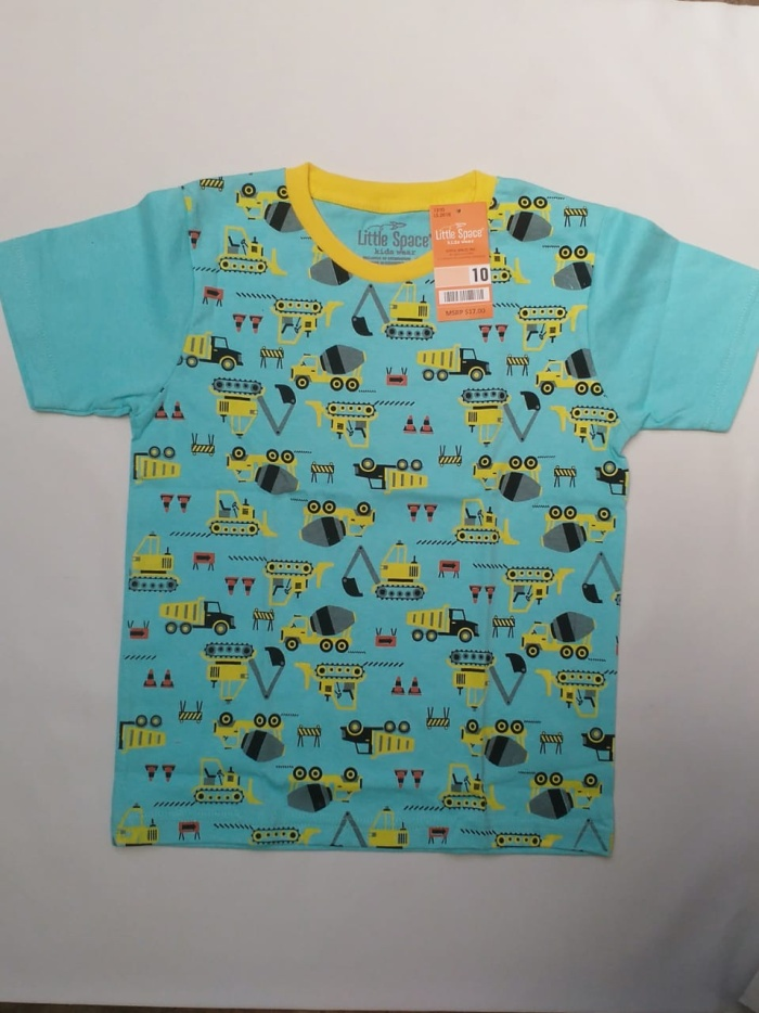 Jual Kaos anak laki laki - little space boy size 10 - dig it - kaos anak -  Kota Bandung - Li'l Project Shop - Inda | Tokopedia