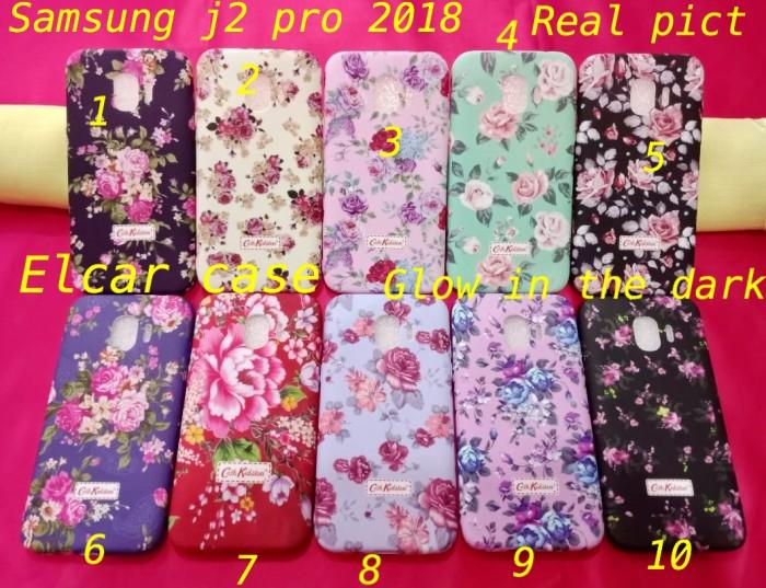 Jual Soft Case Silikon Flower Bunga Samsung Galaxy J2 Pro J2pro 2018 Kab Tangerang Elcar Case Tokopedia