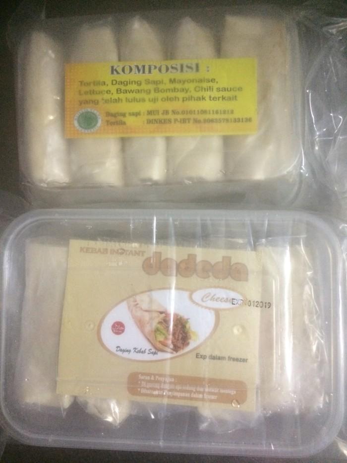 harga Kebab mini dadeda keju Tokopedia.com