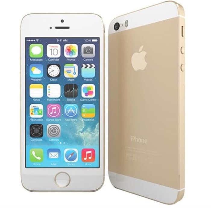 harga Iphone 5s (64gb) white second Tokopedia.com