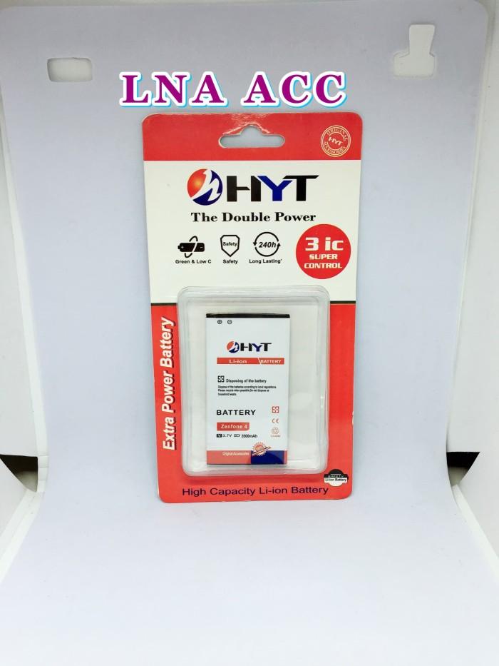 Foto Produk BATTERY DOUBLE POWER ORIGINAL HYT ASUS ZENFONE 4 dari LNA ACC