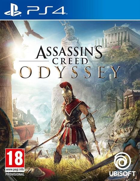 Jual Kaset Bd Ps4 Assassins Creed Odyssey Jakarta Pusat Nichos