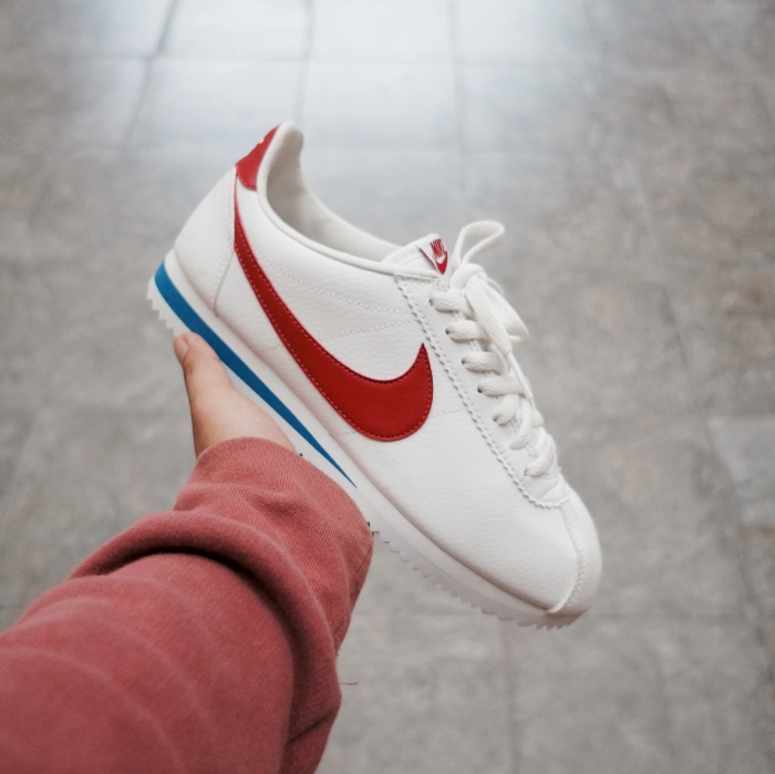 best website 77f19 359ab Jual Nike Classic Cortez Leather Forrest Gump - SNEAXLAB | Tokopedia