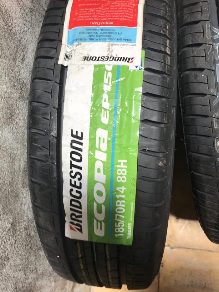 harga Bridgestone ecopia 185/70-14 ep150 Tokopedia.com