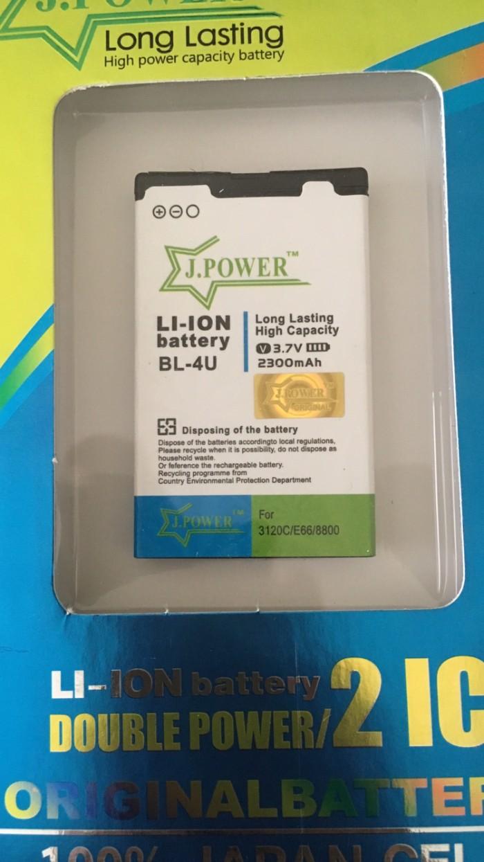 Baterai JPOWER Nokia BL-4U Double Power