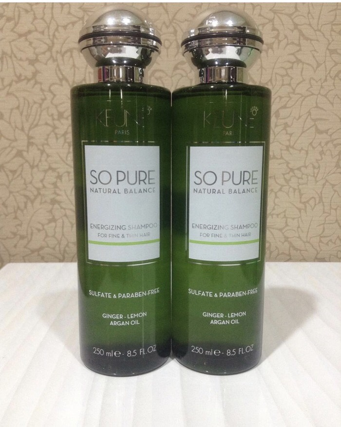 harga Keune so pure energizing shampoo 250ml Tokopedia.com