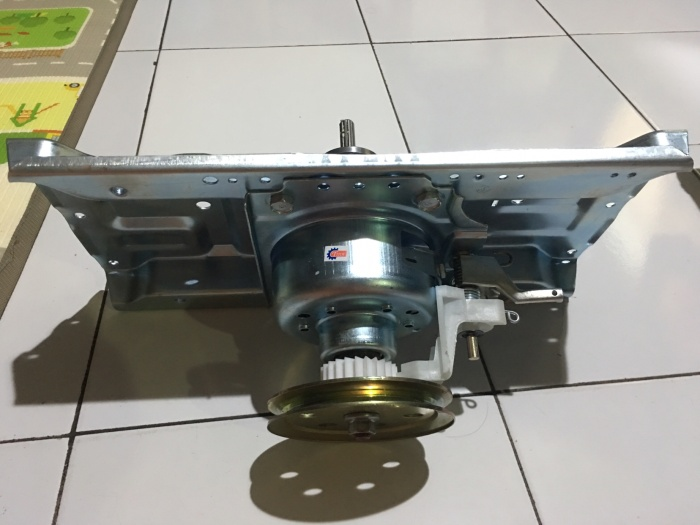 Gearbox mesin cuci automatic/ 1 tabung original sharp/ sanyo