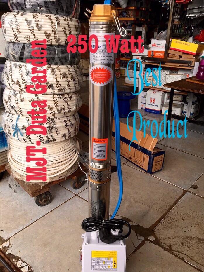 "Jual Pompa Air Satelit 3"" Dabavon 250 watt - Kota ..."