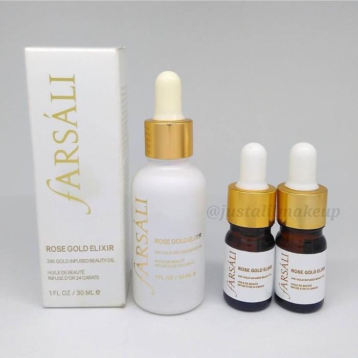 Farsali Rose Gold Elixir - Share in bottle 3 ml