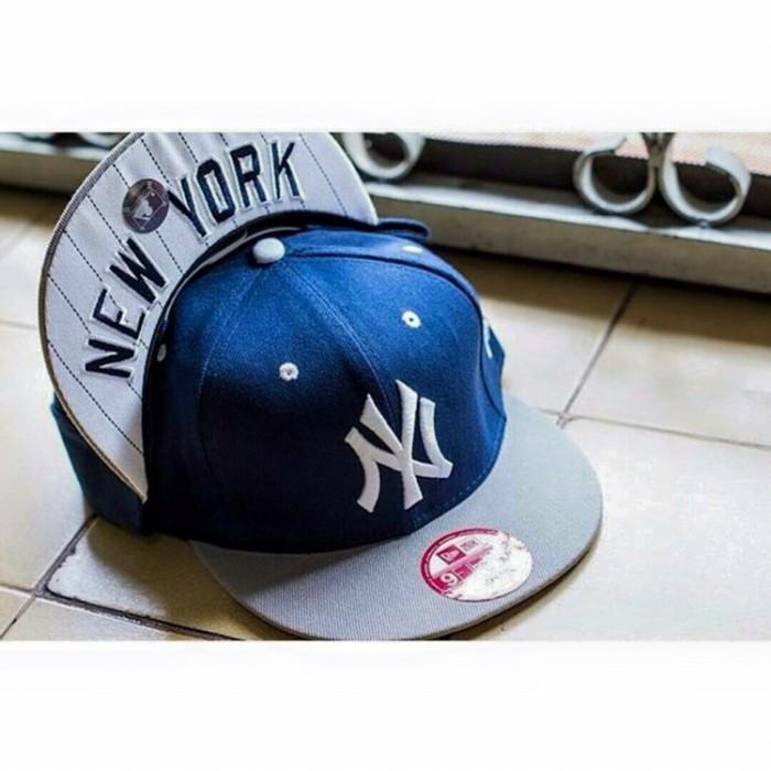 Jual New york yankees snapback ny cap topi trucker import - Showtech ... f5022e1aa0