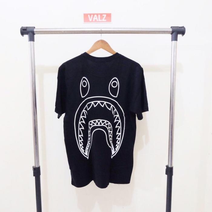 54a66977 Jual Bape City Camo WGM Shark Pocket Tee - Kota Palembang - Valz ...