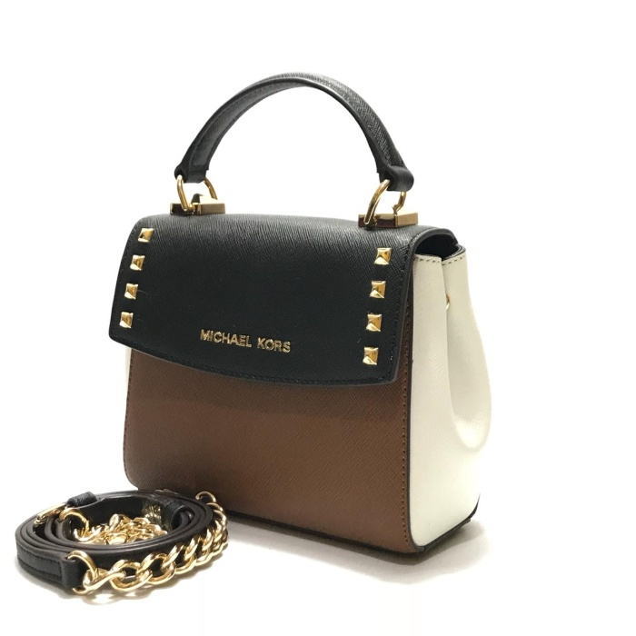 69335f336f5e04 Jual Michael Kors Karla Mini Convertible Top Handle Crossbody - Kab ...