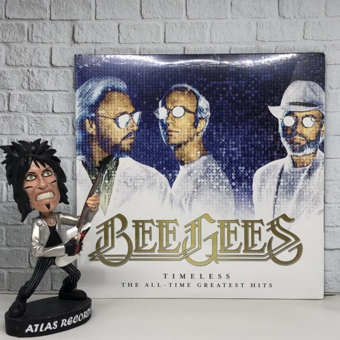 harga Vinyl / piringan hitam bee gees - timeless Tokopedia.com