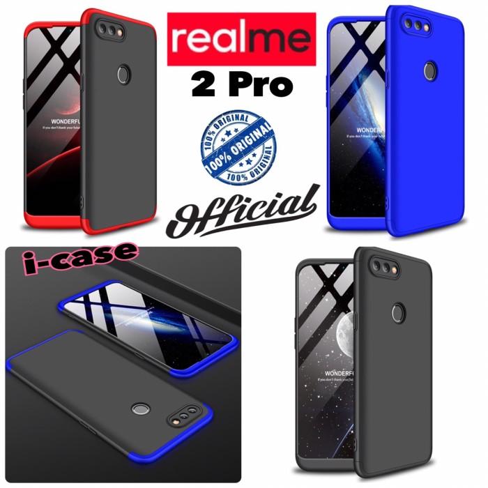 cheap for discount 13729 b19d2 Jual Realme 2 Pro case official GKK 360 - casing cover oppo realme 2 pro -  Jakarta Utara - i-case | Tokopedia