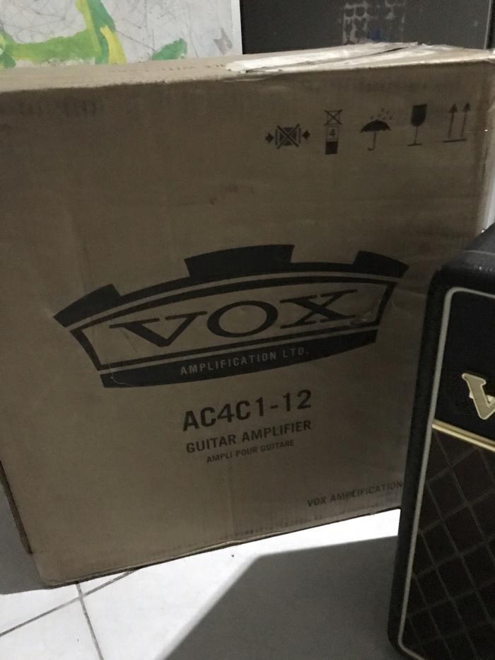Jual Vox AC4C1-12 second mulus dan murah - Kab  Bandung - sukses bagi si  rajin | Tokopedia