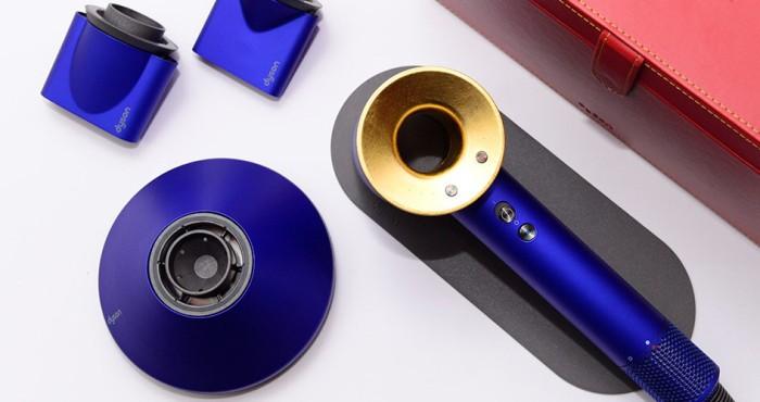 Jual Dyson Supersonic™ hair dryer 23.75 karat gold + Case ... a119f29fd6