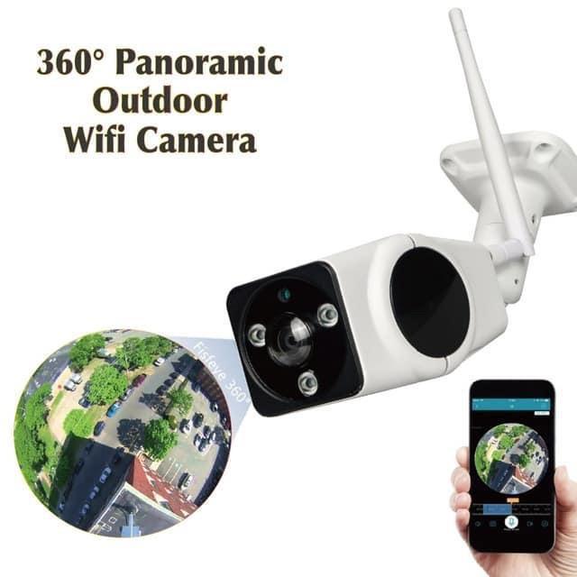 Jual VR CAMERA 3D-2Mp OUTDOOR Wireless fish eye 360 panoramic lens camera -  Jakarta Barat - Sinarelektronik   Tokopedia