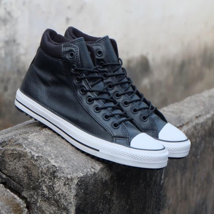 Converse Chuck Taylor All Star PC Boot High Black Black