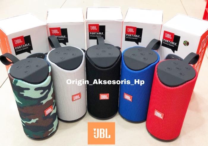 Jual JBL speaker bluetooth portable TG 113 wireless bluetooth speaker TG113  - DKI Jakarta - Origin_Aksesoris_Hp | Tokopedia