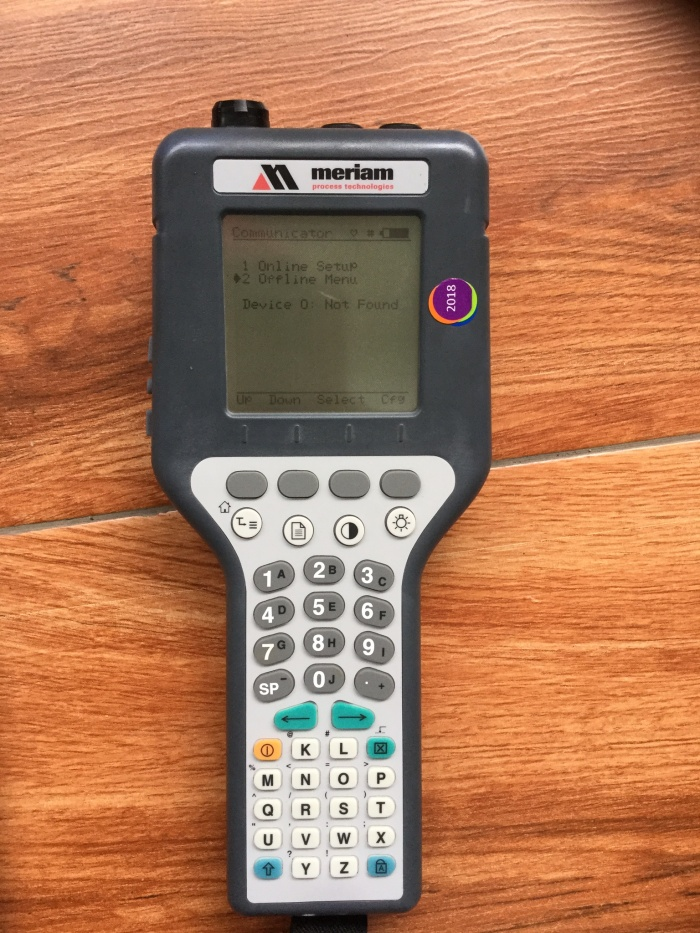 Jual Hart Communicator MERIAM 4150X Seken Field Calibrator seperti 475 375  - Kab  Bekasi - Automa-88 | Tokopedia